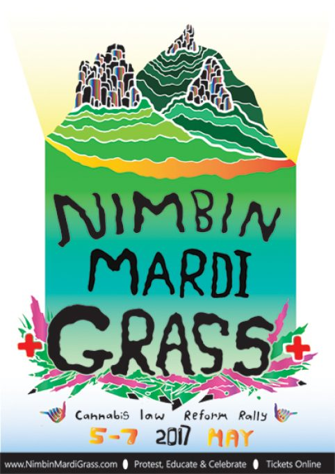 2017 MardiGrass Posters